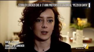 Download Storia di Lorenzo che a 17 anni preferisce il lavoro al ″pezzo di carta″ Video