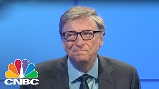 Download Bill Gates On Clean Energy, Donald Trump, And Stocks (Full Interview) | Squawk Box | CNBC Video