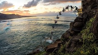 Download GoPro: Danny MacAskill - Cascadia - Filming The Final Jump Video