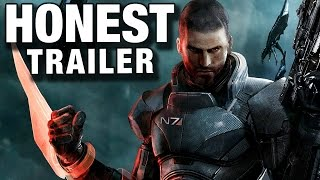 Download MASS EFFECT (Honest Game Trailers) Video