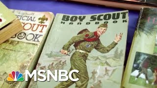 Download Boy Scouts To Admit Girls In Cub Scouts | MSNBC Video