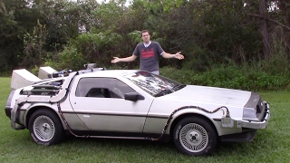 Download DeLorean Time Machine: Tour and Road Test Video