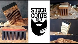Download Beard Combs & Men's Grooming Products - Stick A Comb In It Unboxing Video