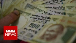 Download India rupees: Chaos at banks continues - BBC News Video