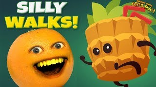 Download Silly Walks #1 [Annoying Orange Plays] Video