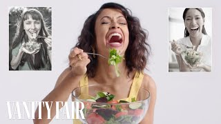 Download Liza Koshy Re-Creates Stock Photos | Vanity Fair Video