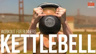 Download Follow Along Kettlebell Workout for Runners Video