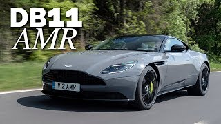 Download Aston Martin DB11 AMR: Finally The GT We Deserve - Carfection Video