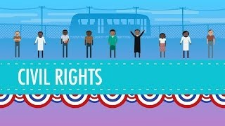 Download Civil Rights and the 1950s: Crash Course US History #39 Video