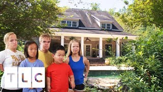 Download Take A Look At The Johnston's New Home! | 7 Little Johnstons Video