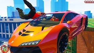 Download GTA 5 New Snipers Vs Stunters Maps & CRAZY Air & Weapons :D (GTA V) Video