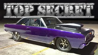Download Street Outlaws DOMINATOR - SECRET Dodge Dart Build! Video