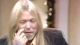 Download Gregg Allman on Regis & Kathie Lee, 1991 Video