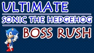 Download Sonic The Hedgehog Final Boss Compilation Video