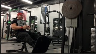 Download High Volume UNEDITED Back Workout at LIFT FACTORY Las Vegas Video