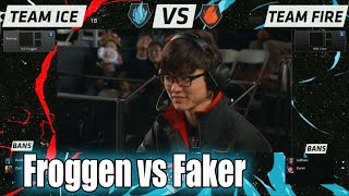 Download Froggen Anivia vs Faker Anivia | 1v1 1st Round All-Stars Los Angeles 2015 | EU vs Korea Video
