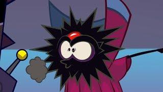 Download OM NOM Stories - The Black Hole (Cut The Rope) SUPER-NOMS Season 9 Kedoo ToonsTV Video