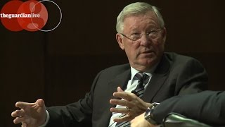 Download Sir Alex Ferguson on his world class players | Guardian Live Video