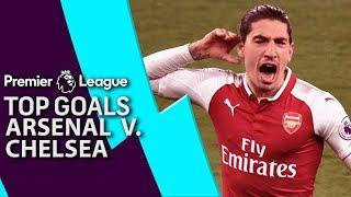Download Arsenal v. Chelsea | Top 5 Premier League Goals | NBC Sports Video