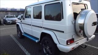 Download 2016 Mercedes G 350d 3.0 V6 245 Hp 192 Km/h 119 mph * see also Playlist Video