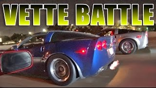 Download Vettes Attack TEXAS STREETS - Night of Street Racing Video