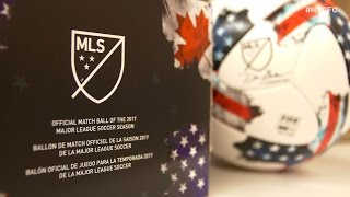 Download 2017 MLS Match Ball   UNBOXING Video