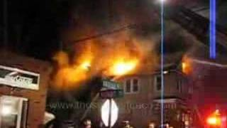 Download Linden NJ 3rd Alarm Structure Fire HEAVY FIRE Video