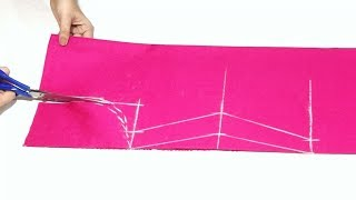 Kameez cutting in very easy method and all explanation with