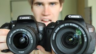 Download Canon 750D/T6i vs 700D/T5i - 6 Differences Video