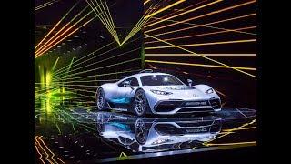 Download IAA 2017 Future Talk mit dem Mercedes-AMG Project ONE Video
