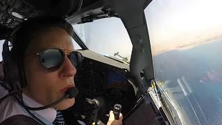 Download Boeing 737 MAX 8 - Sharm El Sheikh to Hurghada - cockpit view Video
