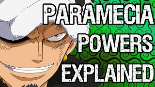 Download PARAMECIA Fruits Explained: The Good, The Bad and The OP Video