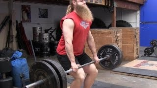 Download Deadlifting 315 lbs. with BAD FORM To Prove A Point Video