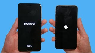 Download Huawei P20 Pro vs iPhone X Speed Test & Camera Comparison! Video