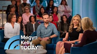 Download Brother Helps Diagnose Sister With Rare Guillain-Barré Syndrome | Megyn Kelly TODAY Video
