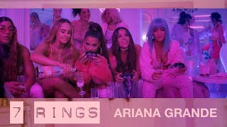 Download [Vietsub - Lyrics] 7 Rings - Ariana Grande Video