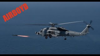 Download MH-60 Seahawk Firing Hellfire AGM-114 Missile Video