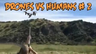 Download Top 5 Drones vs Humans # 2 Video