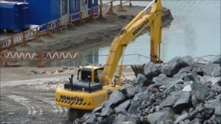 Download Строительство Керченского моста, июнь 2016 (часть 1 из 2). Video
