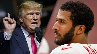 Download Trump Wants 'Son Of A B*tch' NFL Players Fired Over Silent Protests Video