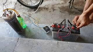 Download xe máy chạy bằng nước lã Video