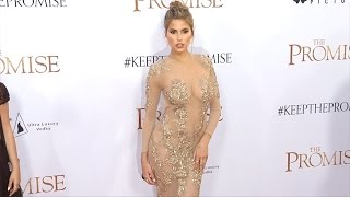 Download Kara Del Toro ″The Promise″ Premiere Red Carpet Video