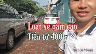 Download Tầm tiền từ 400tr rất nhiều xe đẹp -VIETTIN AUTO Video