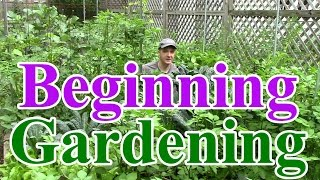 Download Beginning Gardening Series #1: Best Location for a Vegetable Garden Video