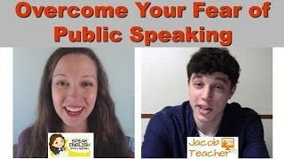 Download 5 Tips For Overcoming Your Fear of Speaking English in Public Video