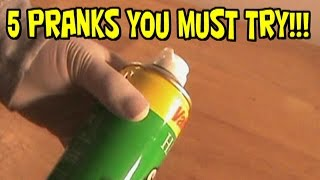 Download 5 Pranks You MUST TRY on April Fool's Day! | Nextraker Video