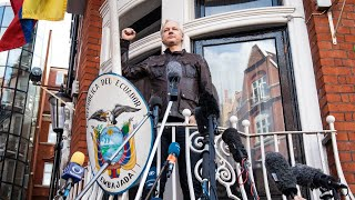 Download Julian Assange sues Ecuador Video