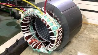 Download Electric Motor HOW IT'S MADE-Super Electric Motor Manufacturing Technology in China Video