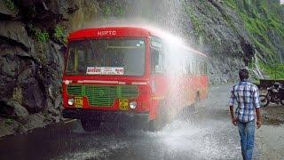 Download Exciting Monsoon Getaway Near Mumbai and Pune - MALSHEJ Ghat !! Video