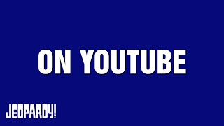 Download Jeopardy! | Teen Tournament | YouTube Category Video
